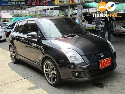 SUZUKI SWIFT GL 4DR HATCHBACK 1.5I 4AT 2011