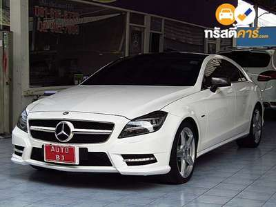 BENZ CLS-Class G-TRONIC CLS250 BLUEEFFICIENCY 4DR SEDAN 2.1CDI 7AT 2012