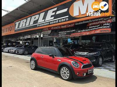 MINI COUPE SD SA 2DR HATCHBACK 2.0DCT 6AT 2013