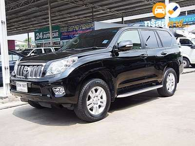 TOYOTA LAND CRUISER 7ST V8 4DR SUV 4.5I 4AT 2012