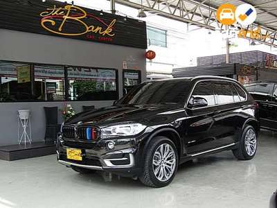 BMW X5 SDRIVE 25D PURE EXPERIENCE STEPTRONIC 4DR WAGON 2.0DTT 8AT 2016