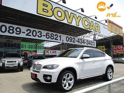 BMW X6 XDRIVE 35I STEPTRONIC 4DR SUV 3.0I 6AT 2012