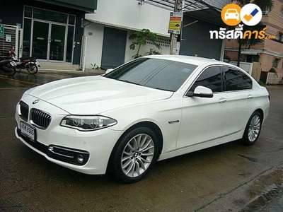 BMW Series 5 520D STEPTRONIC 4DR SEDAN 2.0DTI 8AT 2016