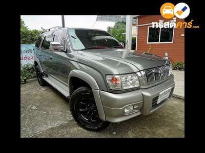 TOYOTA SPORT RIDER G LIMITED RIDER 4DR WAGON 3.0DT 4AT 2003