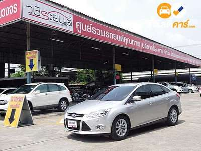 FORD FOCUS TITANIUM 4DR SEDAN 2.0I 6AT 2014