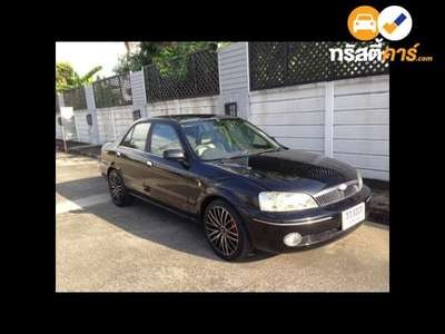 FORD LASER TIERRA GHIA 4DR SEDAN 1.8I 4AT 2003