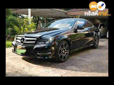 BENZ C-Class C180 AMG G-TRONIC 2DR COUPE 1.6ITI 7AT 2016