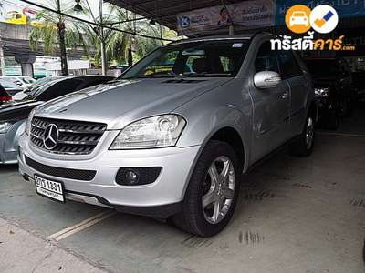 BENZ ML-Class SPORTS ML350 4DR SUV 3.5I 5AT 2007
