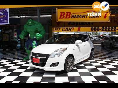 SUZUKI SWIFT GLX CVT 4DR HATCHBACK 1.2I 7AT 2016