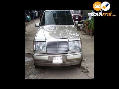 BENZ 300 4DR SEDAN 3.0I 4AT 1992