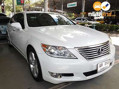 LEXUS LS SA 4DR SEDAN 4.6I 8AT 2012