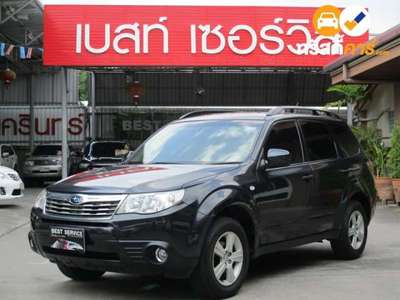 SUBARU FORESTER X 4DR SUV 2.0I 4AT 2012