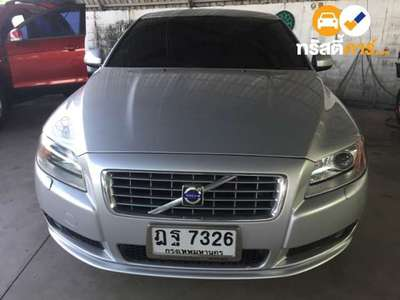 VOLVO S80 D5 SA 4DR SEDAN 2.4DCT 6AT 2010