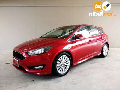 FORD FOCUS TREND 4DR SEDAN 1.6I 6AT 2016