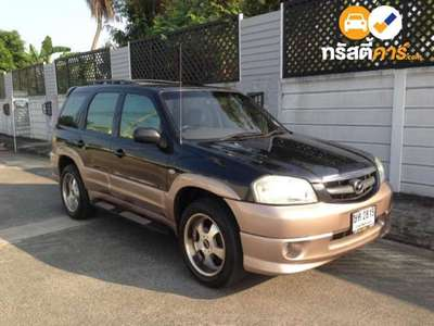 MAZDA TRIBUTE SDX 4DR WAGON 3.0I 4AT 2003