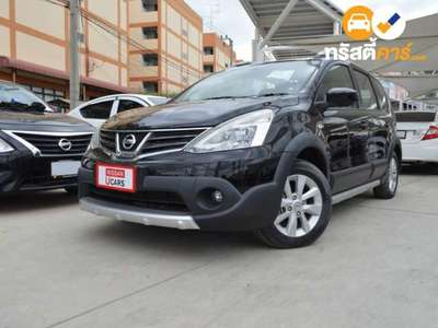 NISSAN LIVINA E XTRONIC CVT 4DR WAGON 1.6I 7AT 2016