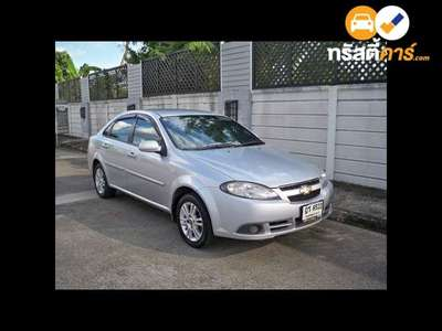 CHEVROLET OPTRA LT 4DR SEDAN 1.6I 4AT 2010