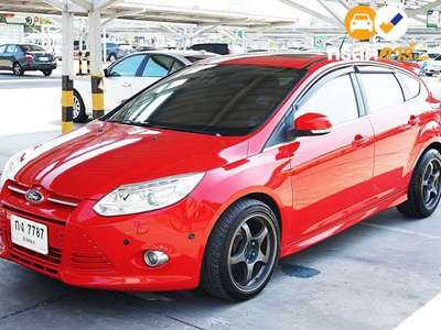FORD FOCUS SPORT+ 4DR HATCHBACK 2.0I 6AT 2014