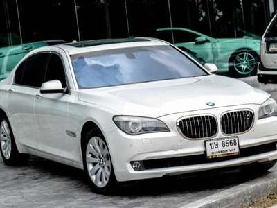 BMW SERIES 7 730 Ld 2010