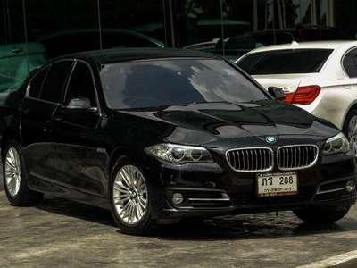 BMW SERIES 5 520d 2015