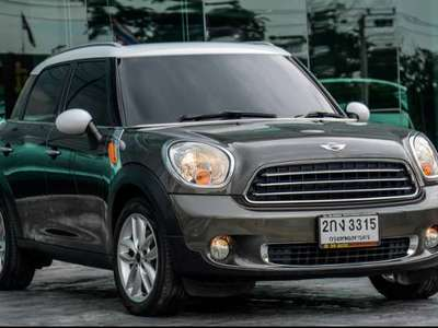 MINI COUNTRYMAN COOPER 2012