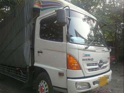 HINO TRUCK 6 ล้อ 2012