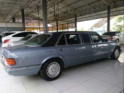 BENZ 560 SEL 1990