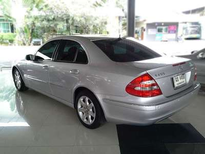 BENZ 200 E 2003