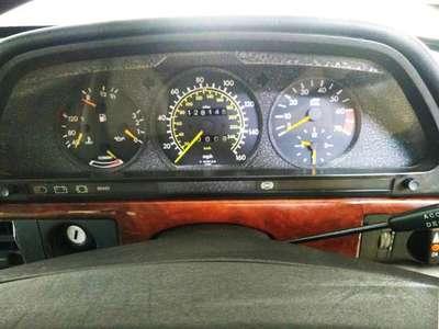 BENZ 500 SEC 1989