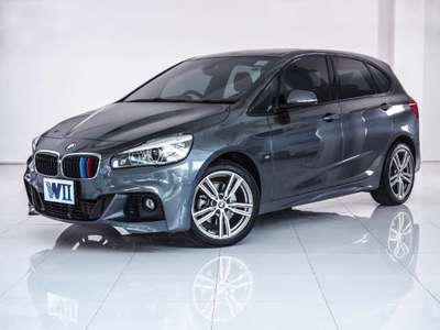 BMW SERIES 2 218 i Active Tourer M Sport 2017