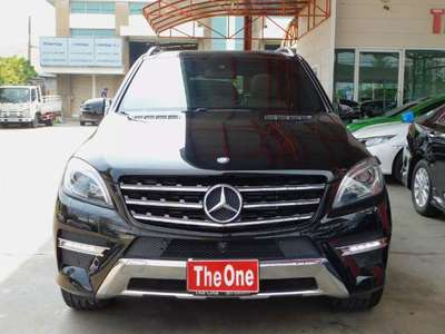 BENZ ML-CLASS ML 250 2016