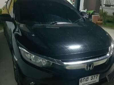 HONDA CIVIC 1.8 EL 2018