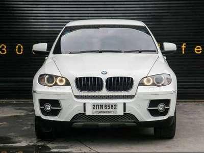 BMW X6 3.0d 2010