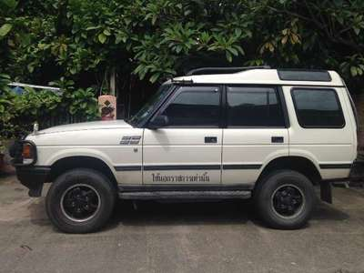 LANDROVER DISCOVERY V8 XS 2003