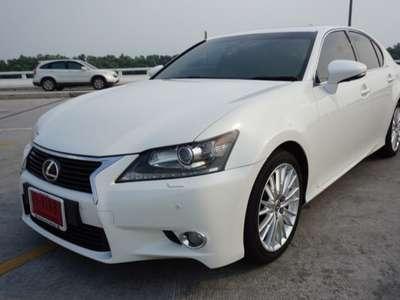 LEXUS GS 300 2012