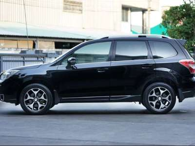SUBARU FORESTER 2.0 TURBO 2013