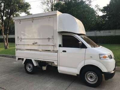 SUZUKI CARRY PICKUP - 2017
