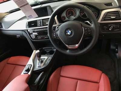 BMW SERIES 3  2018