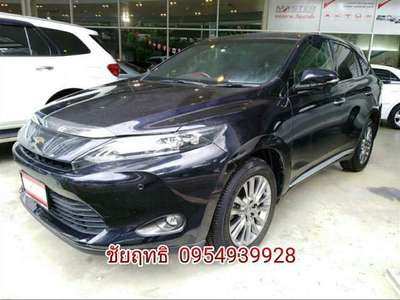 TOYOTA HARRIER 2.5 HYBRID 2014