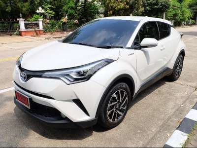 TOYOTA CHR Hybrid Mid 2018