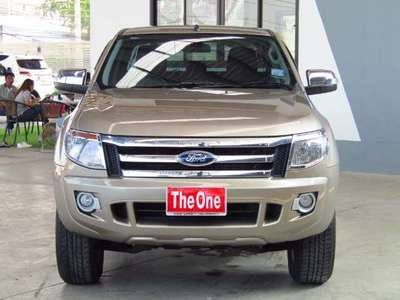 FORD RANGER 2.2 XLT DOUBLE CAB 2014