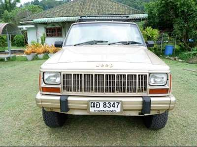 JEEP CHEROKEE 4.0 LIMITED 1995