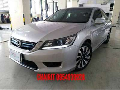HONDA ACCORD 2.0 HYBRID 2016