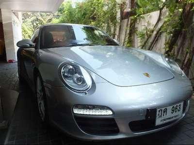 PORSCHE 911 CARRERA 4S 3.8 PDK 2008