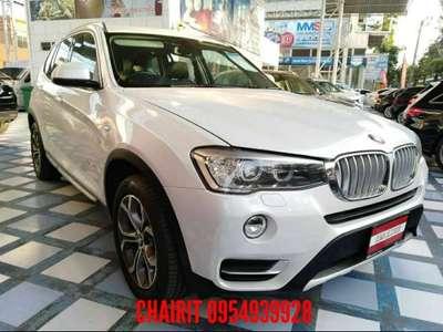 BMW X3 - 2015