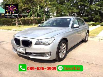 BMW SERIES 7 730 Ld 2014