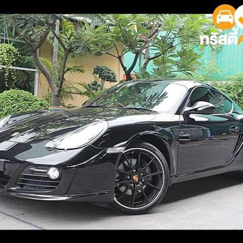 2012 Porsche Cayman Camshaft