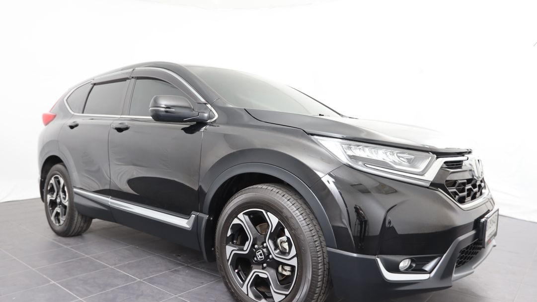 HONDA CRV 2.4 EL 4WD (i-VTEC) 2019 ดำ
