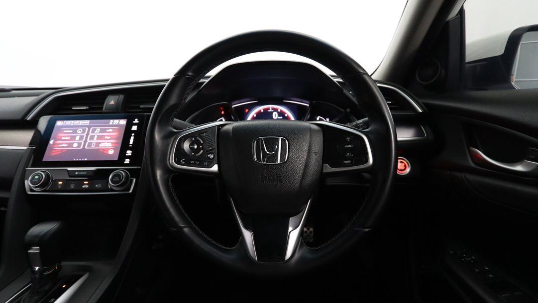 HONDA CIVIC 1.5 TURBO RS 2018 ขาว
