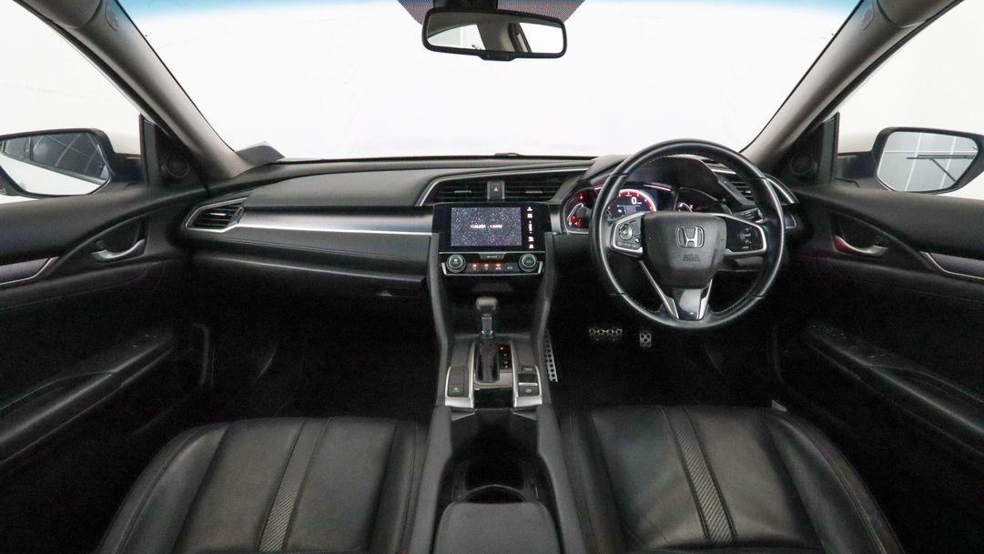 HONDA CIVIC 1.5 TURBO RS 2017 ขาว